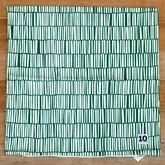 写真:クッションカバー zibidie green / 10gruppen