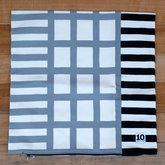 サムネイル:クッションカバー chicago grey / 10gruppen