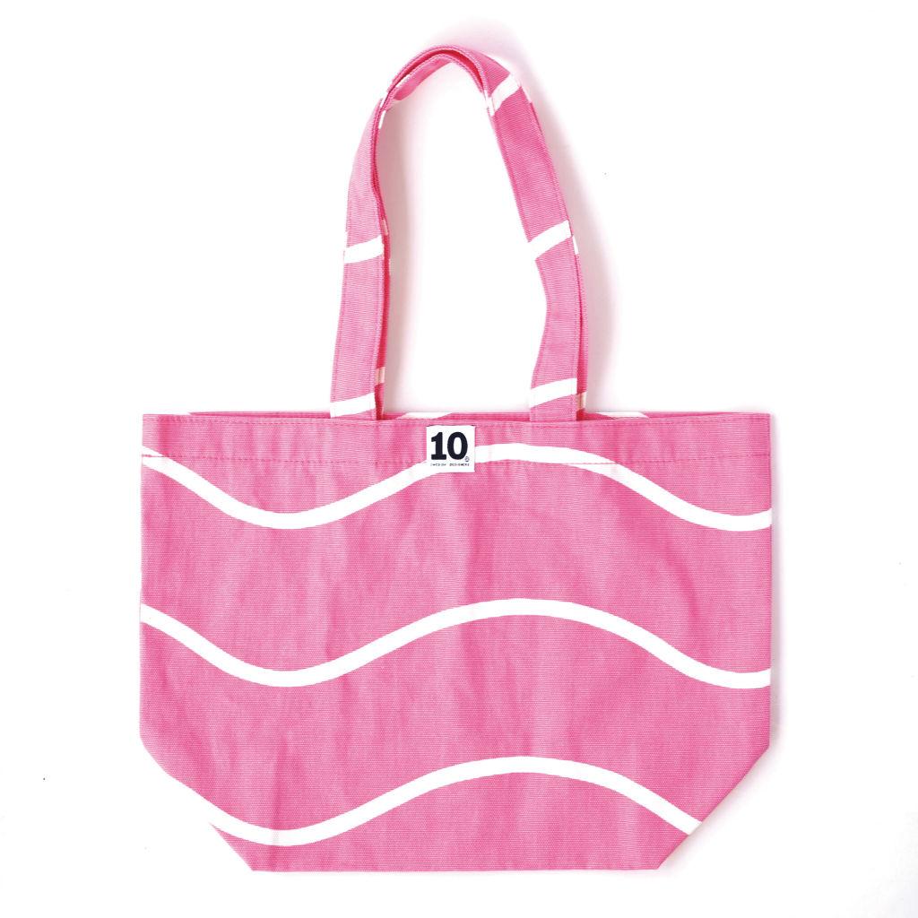 サムネイル:トートバッグ M Borjan pink / 10gruppen