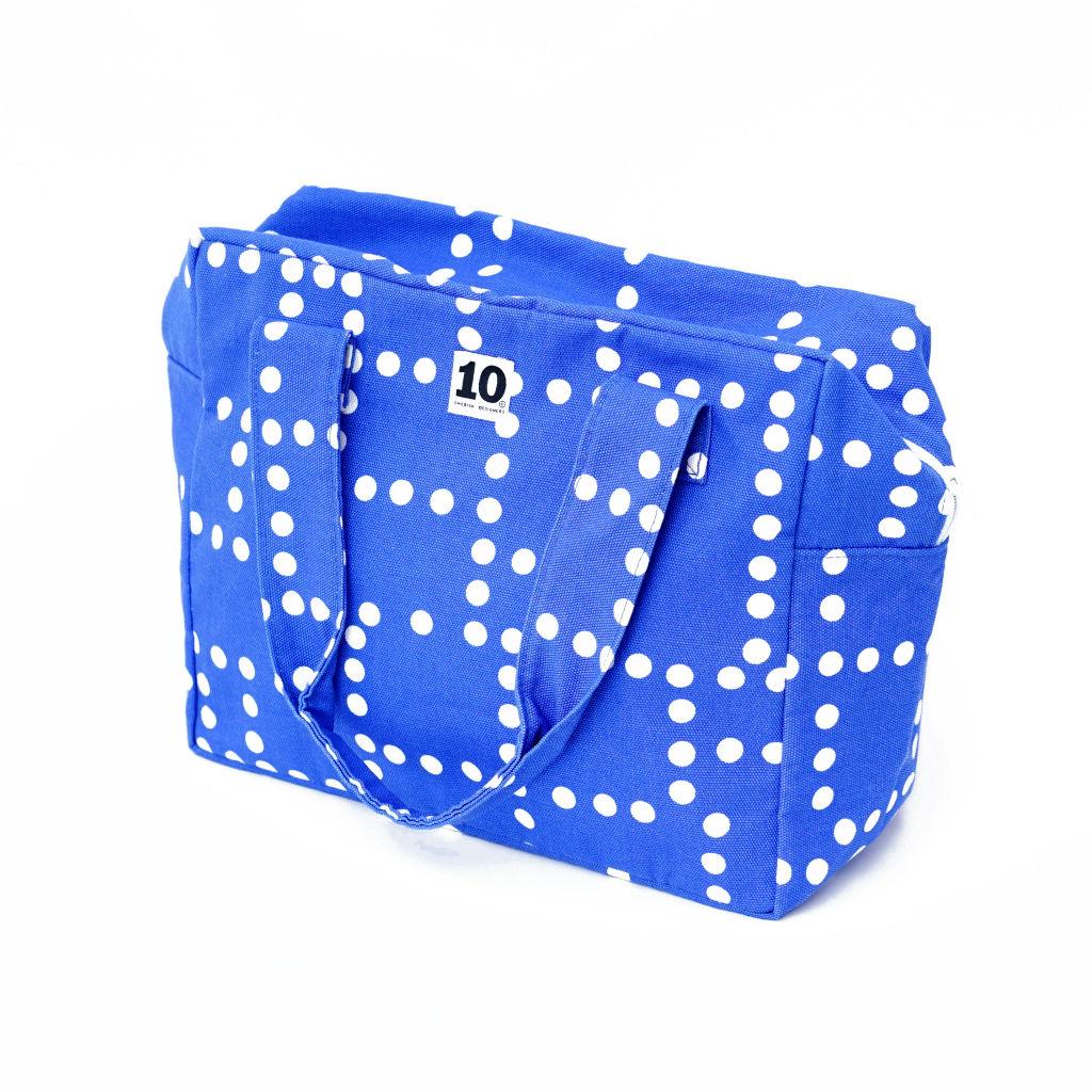 サムネイル:ボックスバッグ Fro blue / 10gruppen