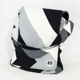 サムネイル:ショルダーバッグ フラップ dublin grey / 10gruppen