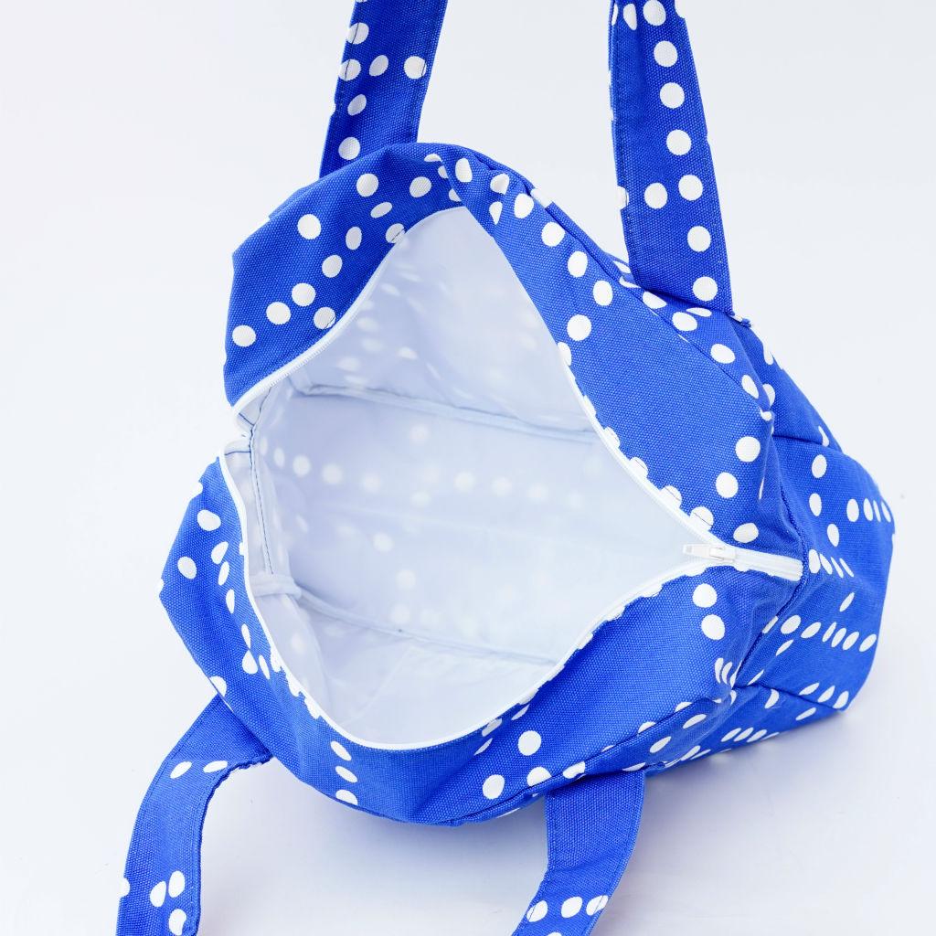 北欧スウェーデン ボックスバッグ Fro blue / 10gruppen3