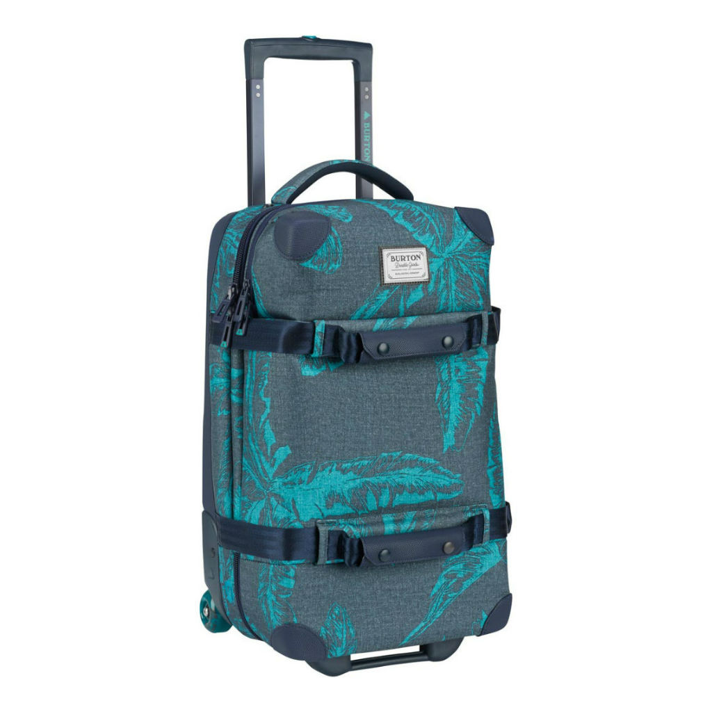 サムネイル:BURTON バートン Wheelie Flight Deck [40L] Tropical Print