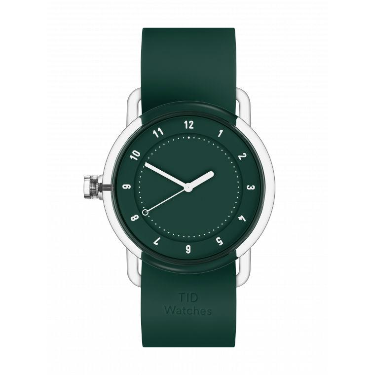 サムネイル:TID Watches ティッドウォッチ NO.3 腕時計 Green / Green
