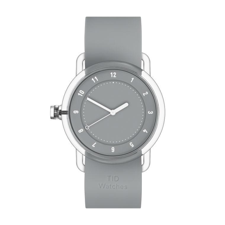 サムネイル:TID Watches ティッドウォッチ NO.3 腕時計 Grey / Grey