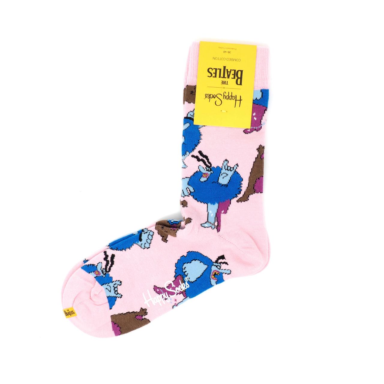 サムネイル:CHIEF BLUE MEANIE & JEREMY SOCK / Happy Socks(ハッピーソックス)