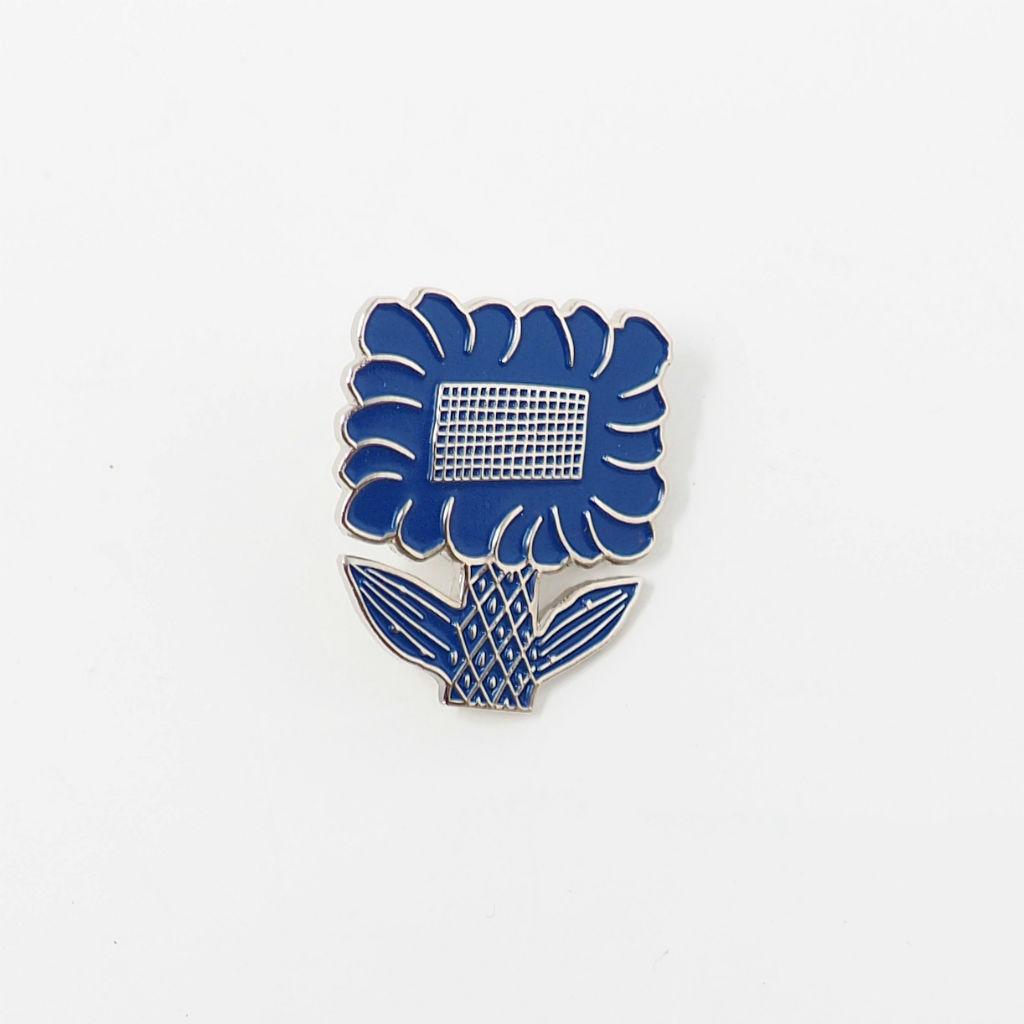 サムネイル:ピンバッジ Pin Badge BLUE ZUAN & ZOKEI
