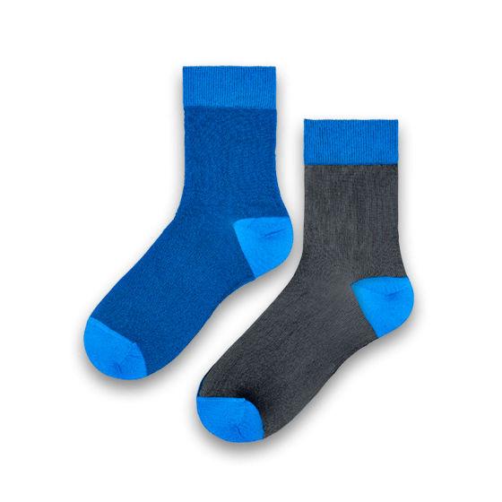 サムネイル:Filippa Nylon Ankle Sock blue ブルー HYSTERIA(ヒステリア)