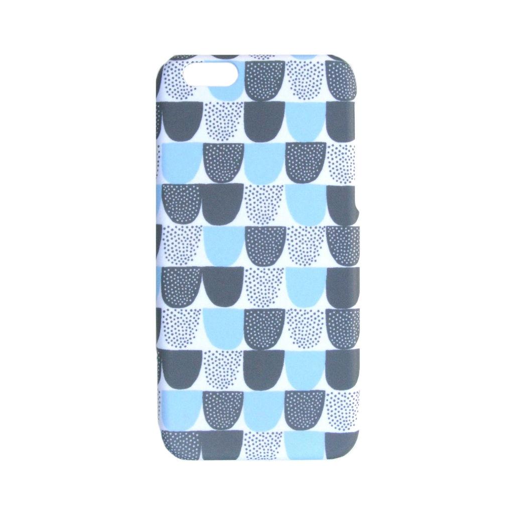 サムネイル:iPhone ケース Sokeri ブルー kauniste(カウニステ)