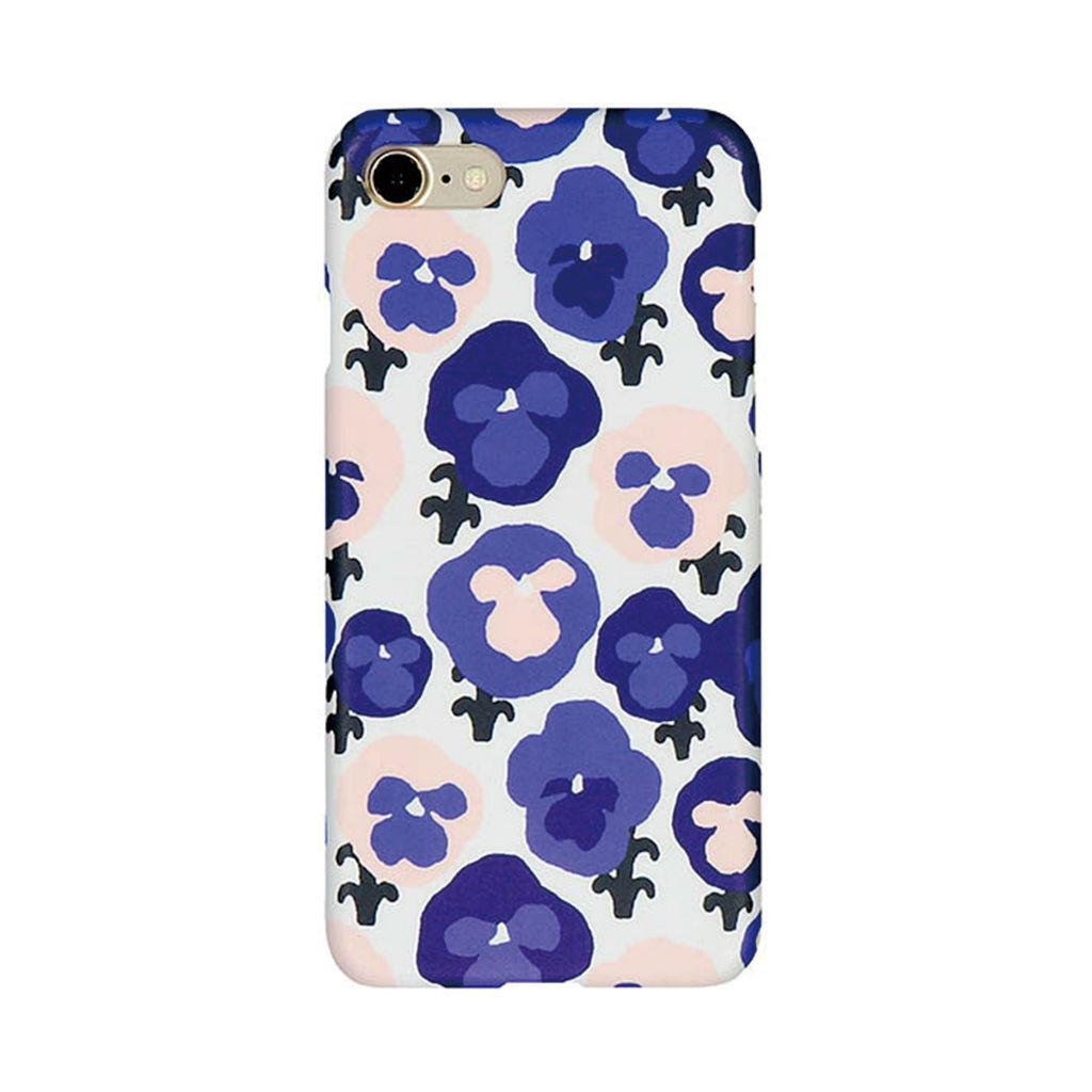 サムネイル:iPhone ケース Orvokki ブルー kauniste(カウニステ)