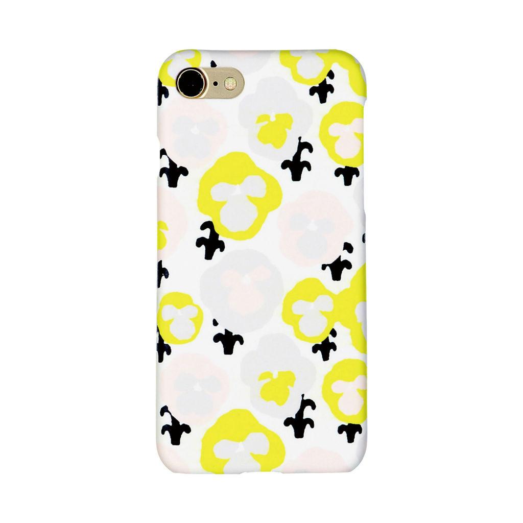 サムネイル:iPhone ケース Orvokki yellow kauniste(カウニステ)