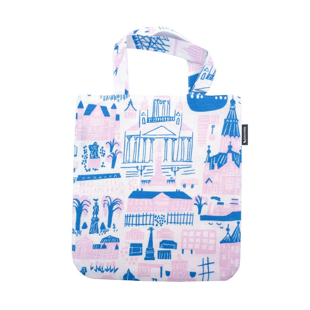 サムネイル:ミニバッグ Helsinki pink kauniste(カウニステ)