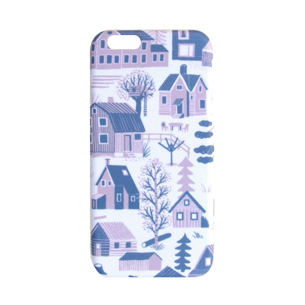 サムネイル:iPhone 7/8 ケース Mokkila blue kauniste(カウニステ)