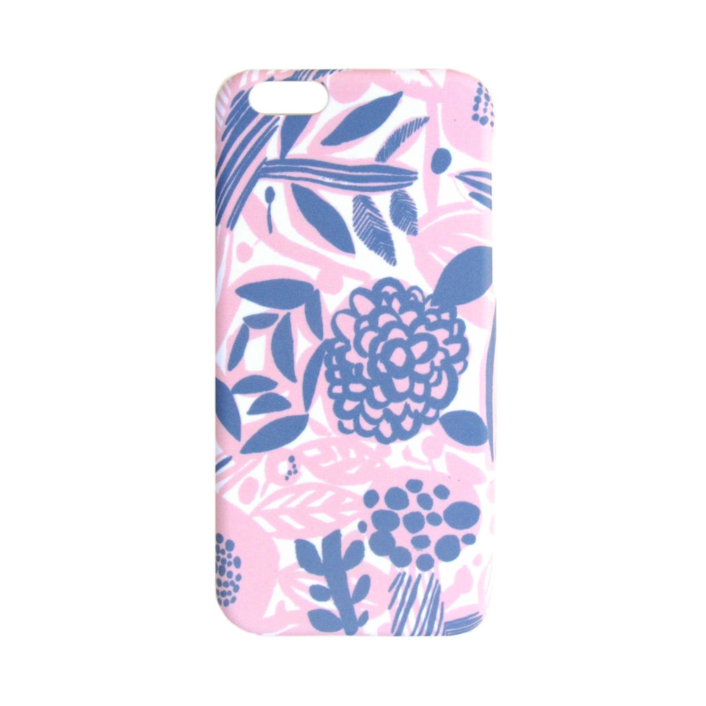 サムネイル:iPhone 7/8 ケース Potpourri blue kauniste(カウニステ)