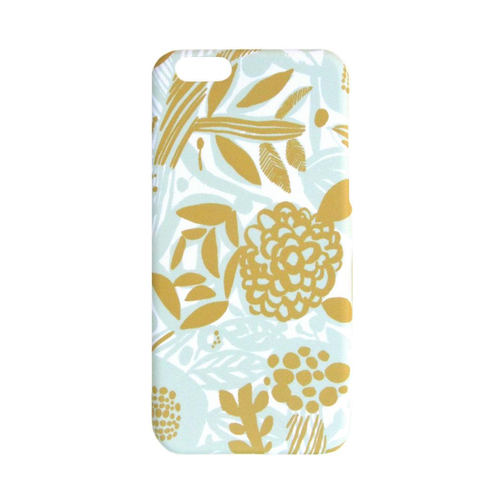 サムネイル:iPhone 7/8 ケース Potpourri green kauniste(カウニステ)