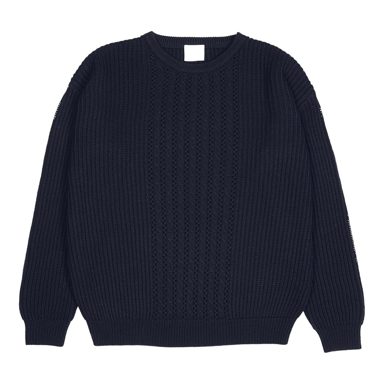 FUB WOMEN Combi Sweater, navy