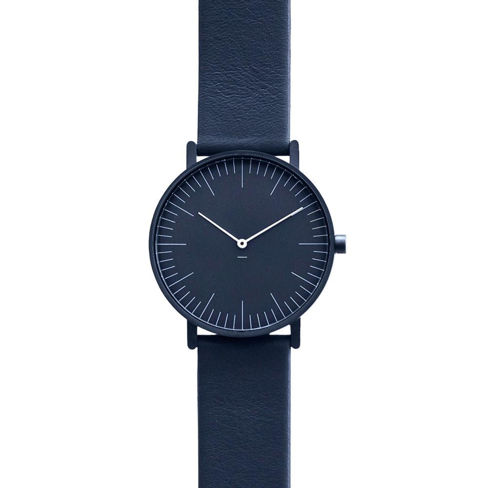 サムネイル:腕時計 S005B ネイビー(Stock Watches / ストックウォッチ)