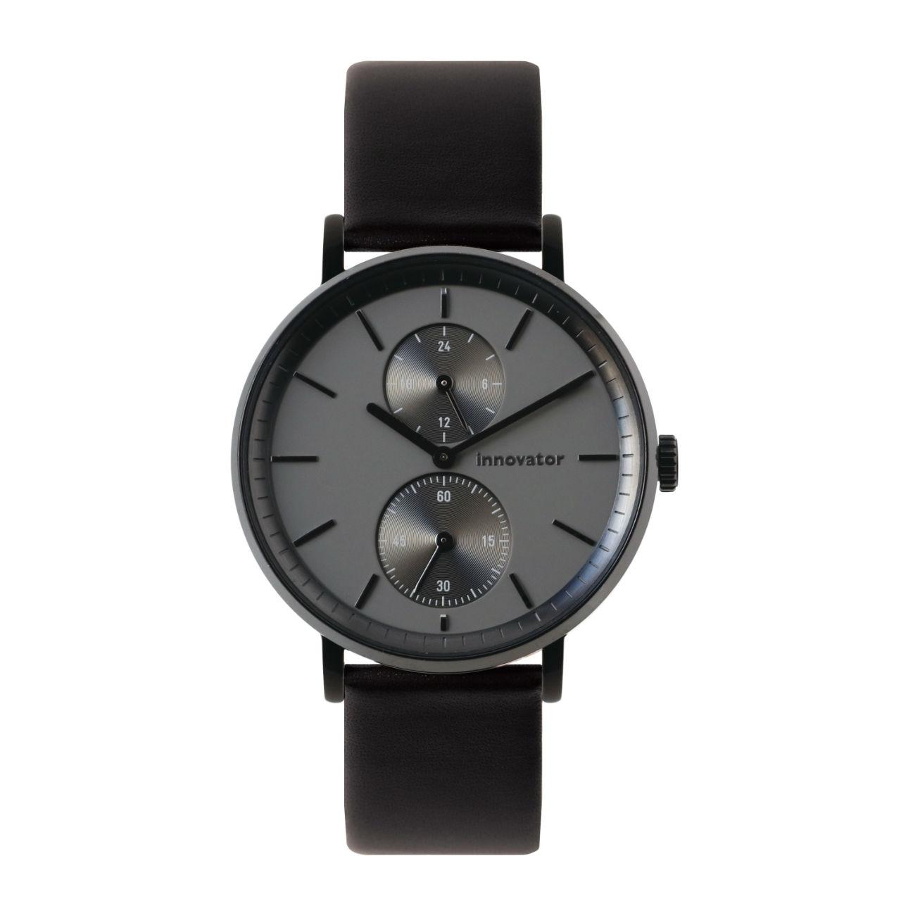 サムネイル:腕時計 オーリカ ブラック(innovator / イノベーター)