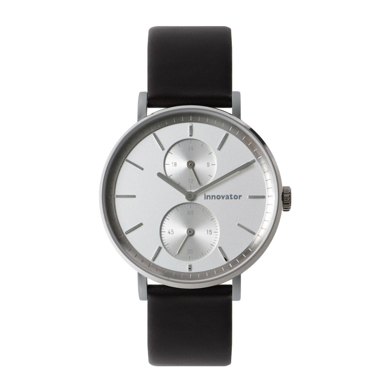 サムネイル:腕時計 オーリカ シルバー(innovator / イノベーター)