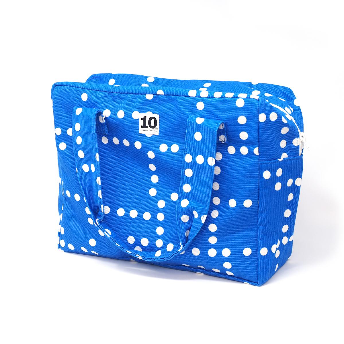 サムネイル:ボックスバッグ Fro blue(10-GRUPPEN ティオグルッペン)