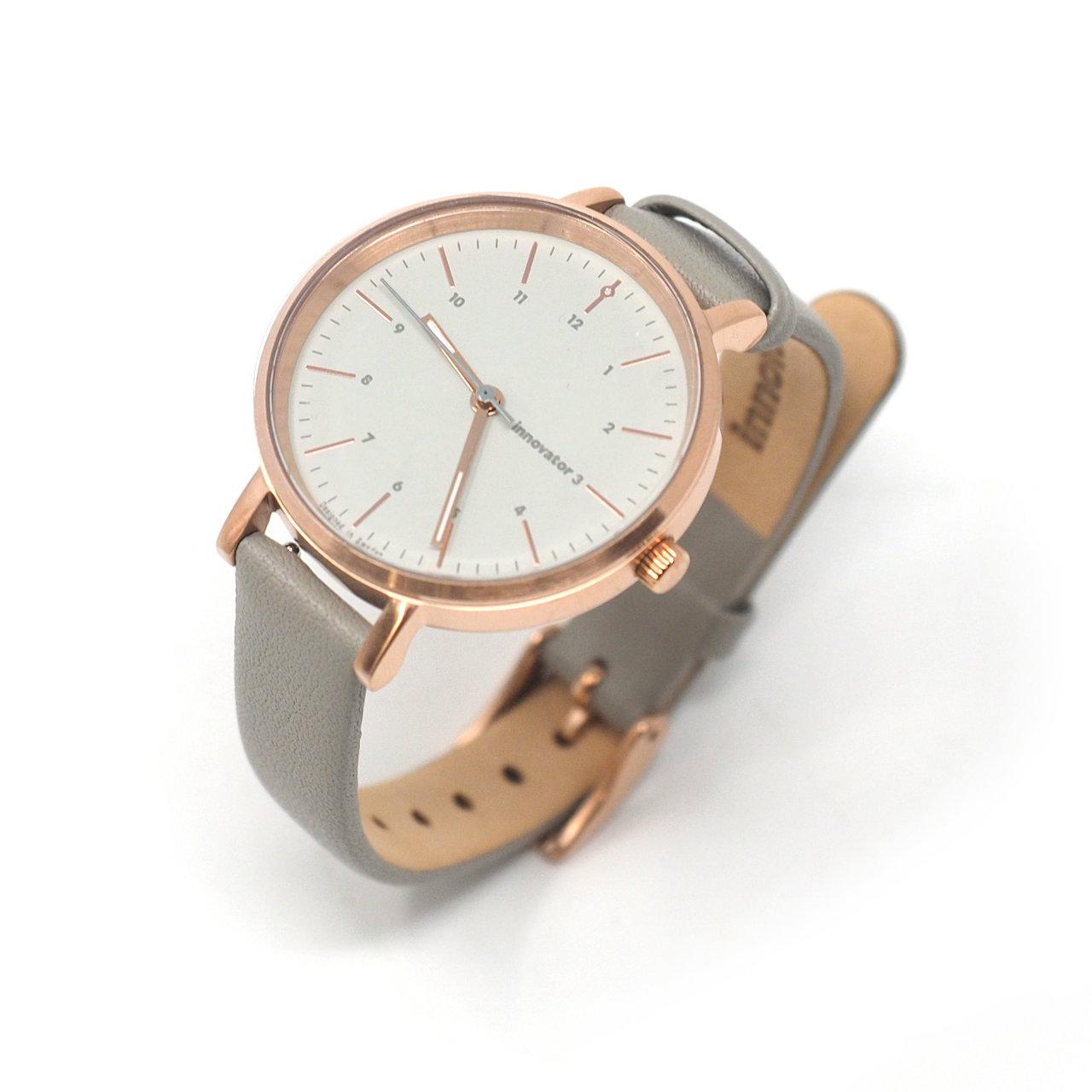 サムネイル:腕時計 エンケルレザー 32mm(innovator / イノベーター)