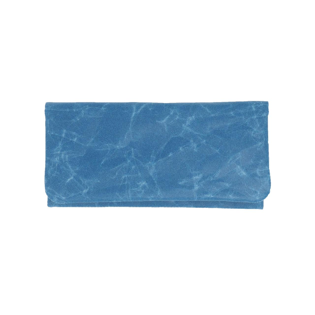 サムネイル:長財布 ブルー