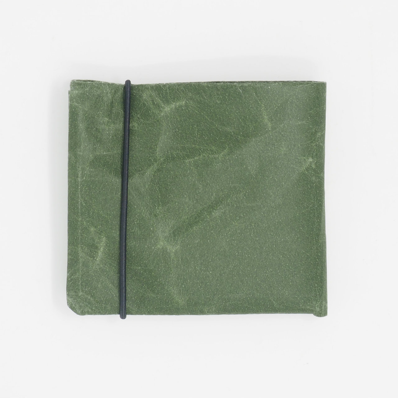 サムネイル:2つ折り財布 ダークグリーン