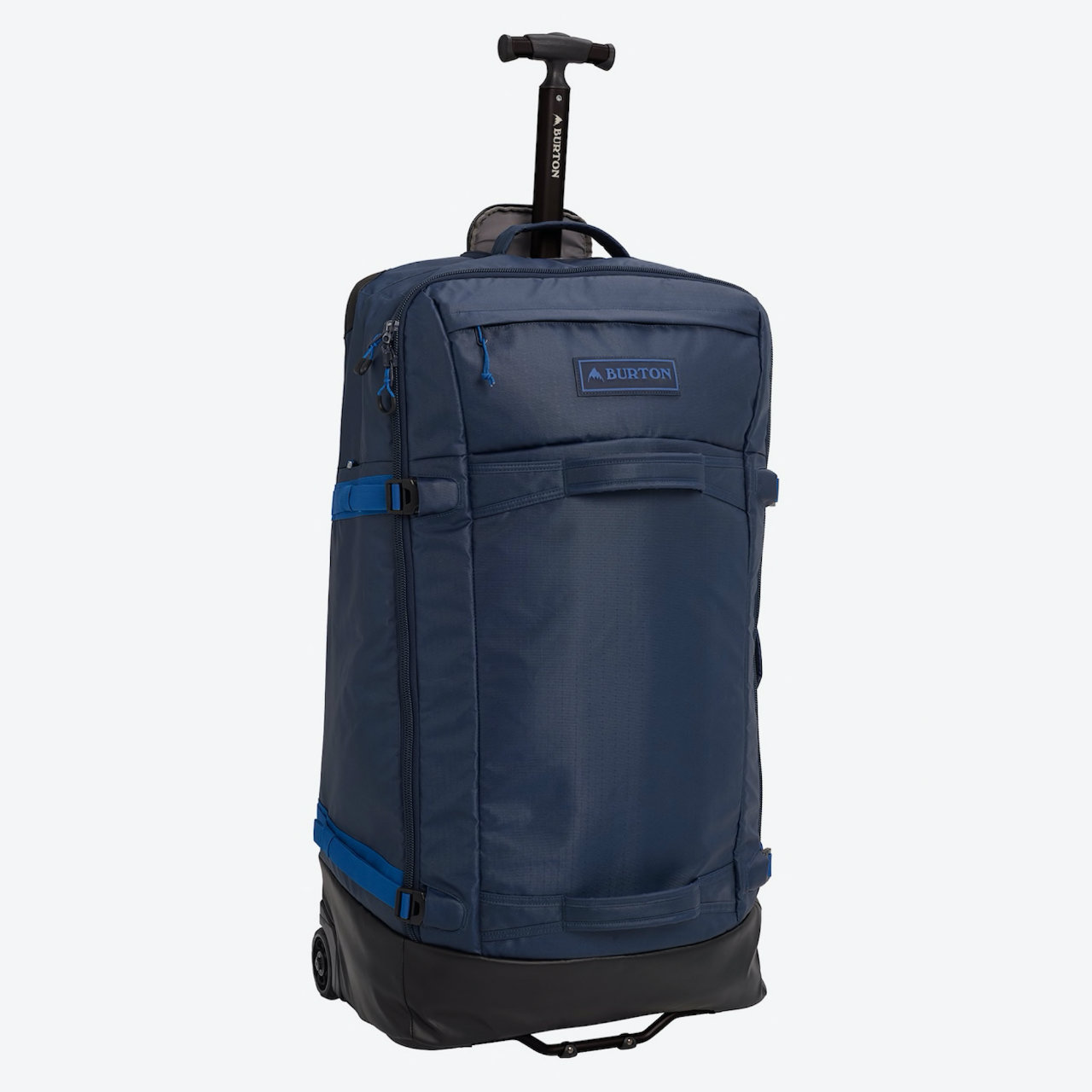 バートン Multipath 90L Checked Travel Bag(Dress Blue Coated)