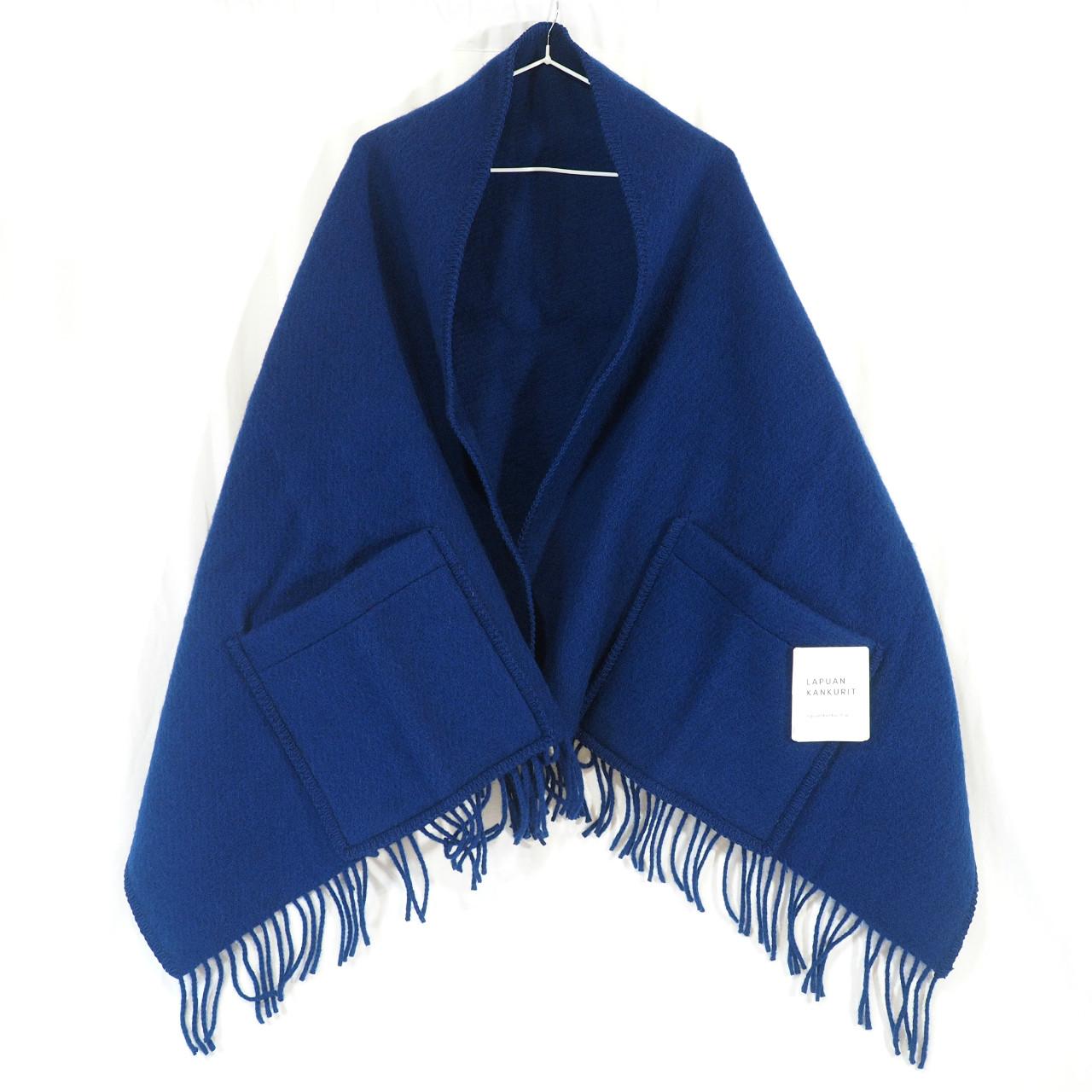 ポケットショール UNI(blueberry ブルーベリー)LAPUAN KANKURIT ラプアンカンクリ