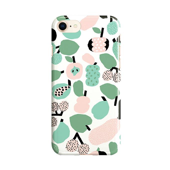サムネイル:iPhone ケース Tutti Frutti ライトグリーン kauniste(カウニステ)