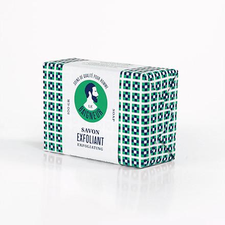 サムネイル:石鹸 ゴマージュ オイリースキン 100g(LE BAIGNEUR ル・ヌベール)