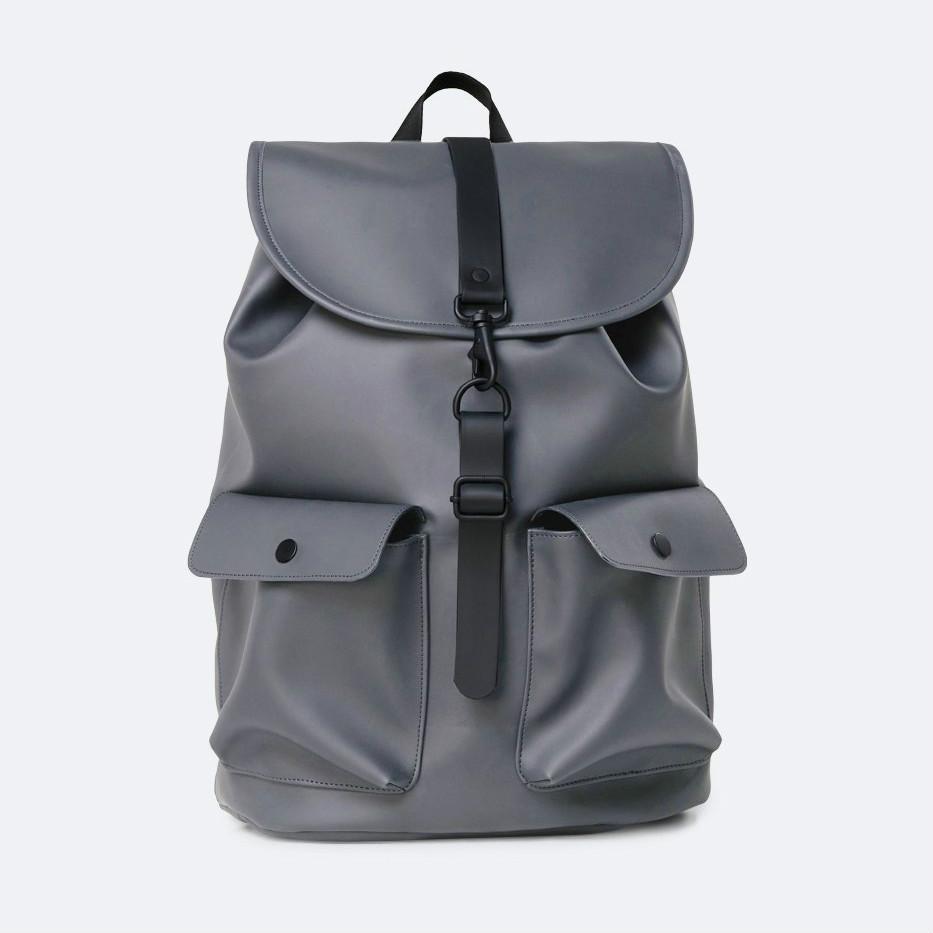 Camp Backpack チャコールグレー(RAINS レインズ)