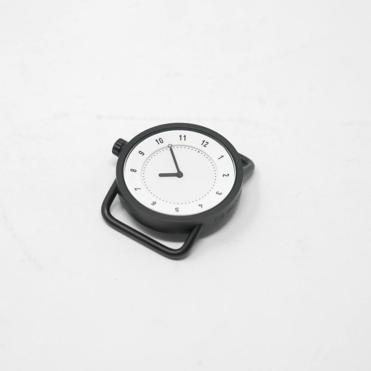 TID Watches No.1 33mm フェイス ホワイト(ティッドウォッチ)※バンド別売
