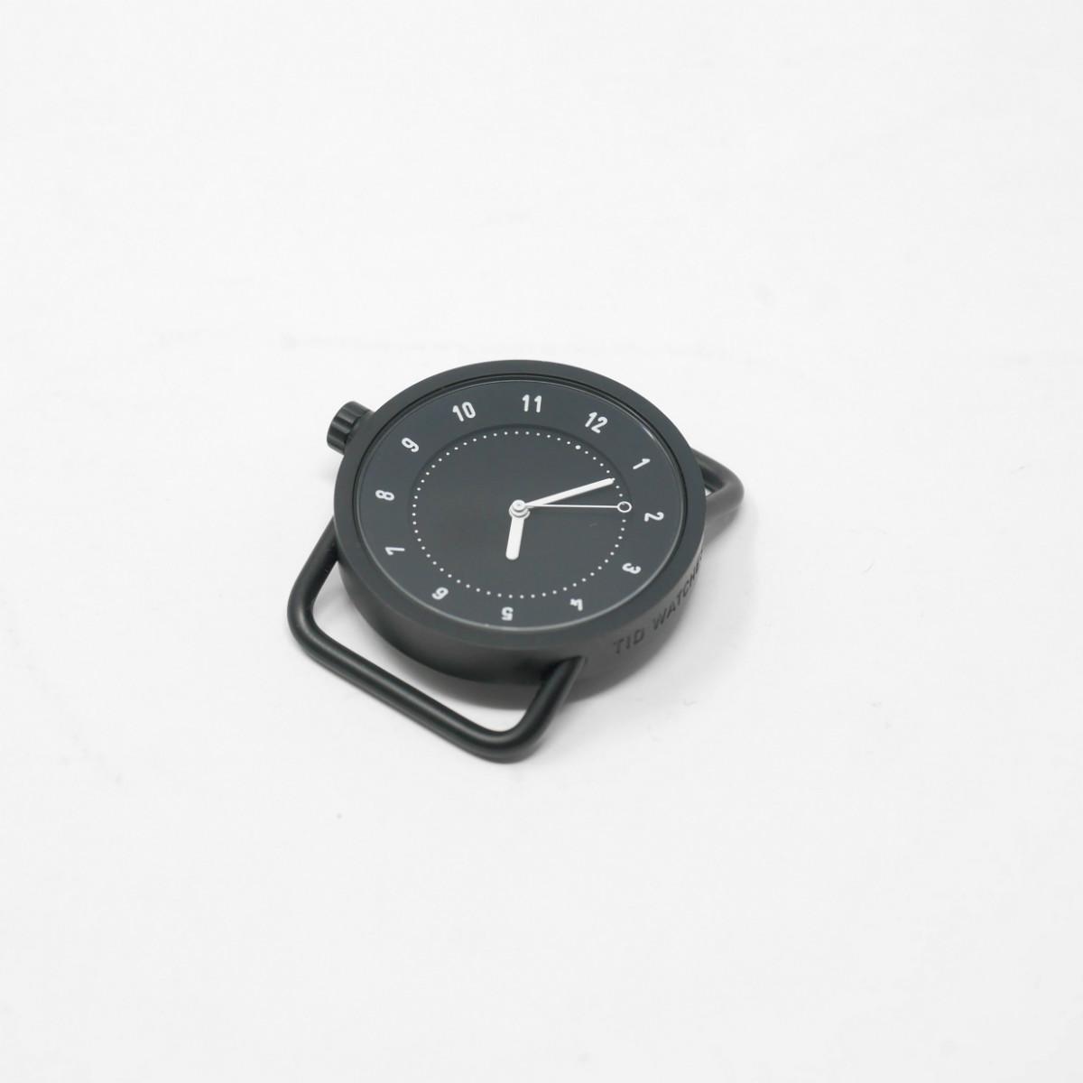 TID Watches No.1 33mm フェイス ブラック(ティッドウォッチ)※バンド別売