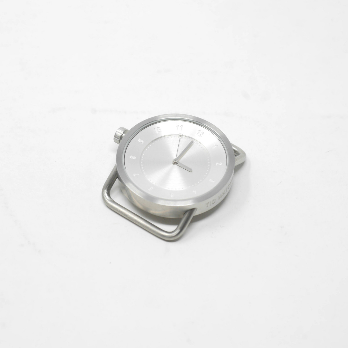 TID Watches No.1 33mm フェイス シルバー(ティッドウォッチ)※バンド別売