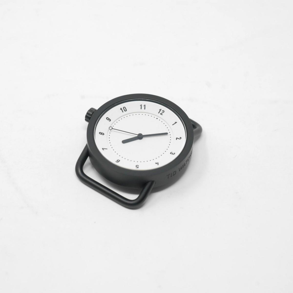 TID Watches No.1 36mm フェイス ホワイト(ティッドウォッチ)※バンド別売