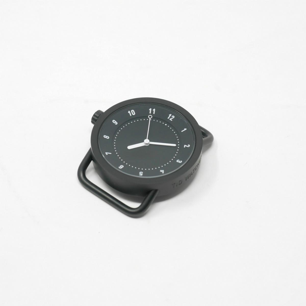TID Watches No.1 36mm フェイス ブラック(ティッドウォッチ)※バンド別売