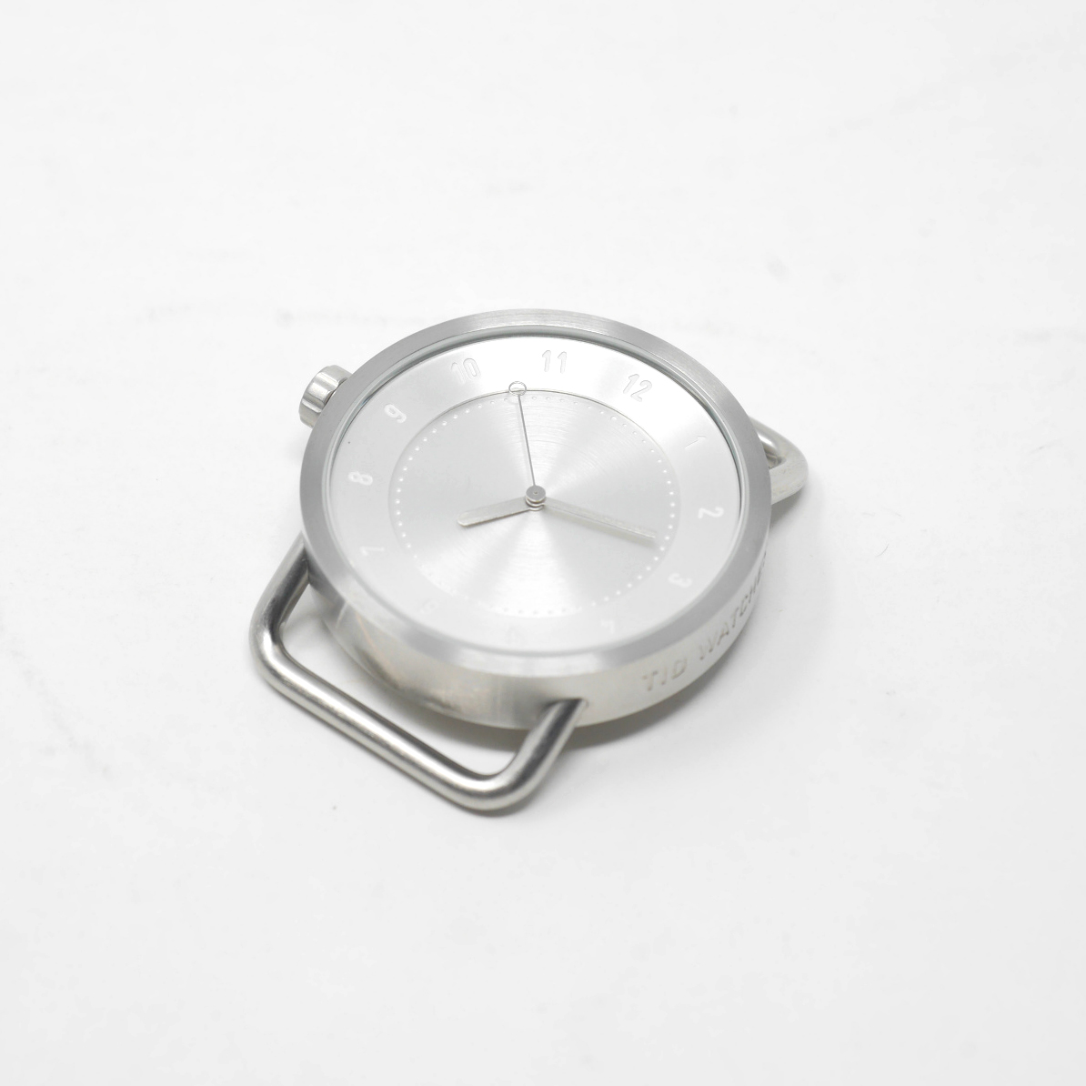 TID Watches No.1 40mm フェイス シルバー(ティッドウォッチ)※バンド別売