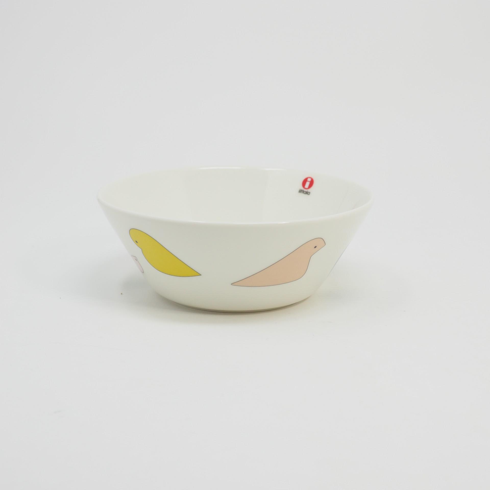 ボウル15cm バード(イッタラ × ミナ ペルホンネン)