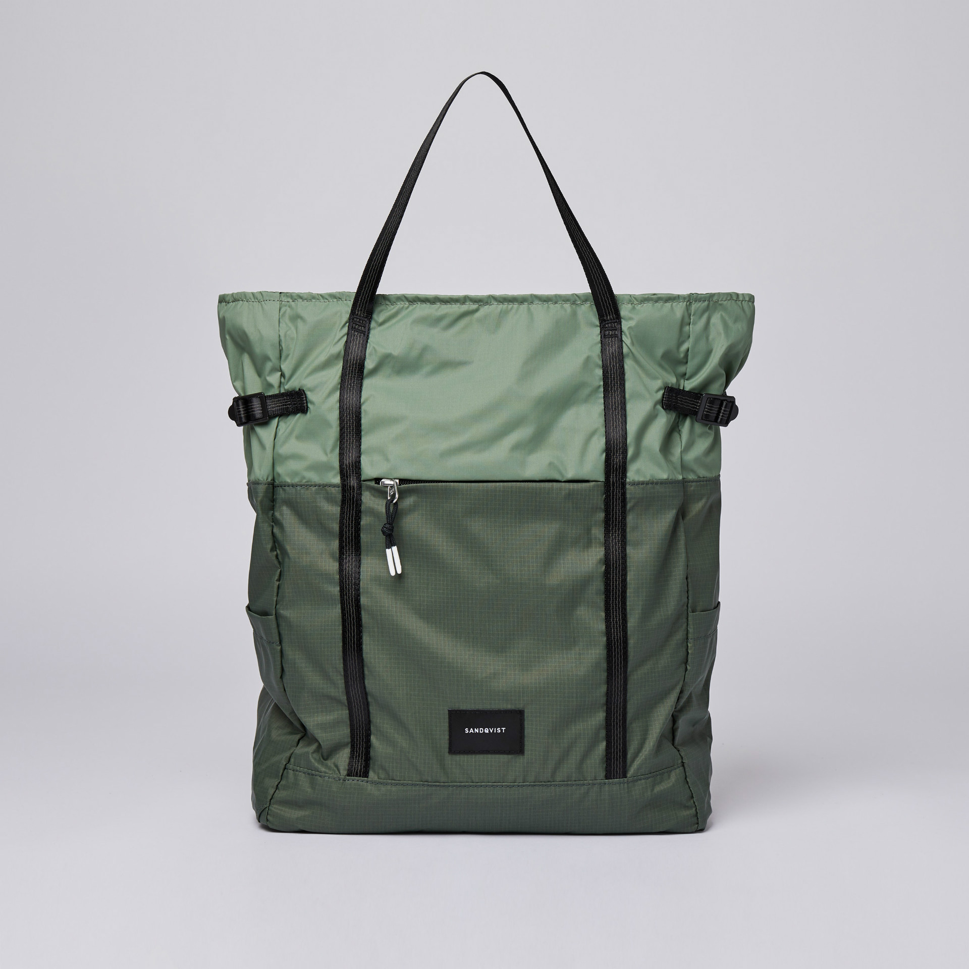 サムネイル:SANDQVIST サンドクヴィスト ROGER LIGHT WEIGHT Multi Dusty green / Night green