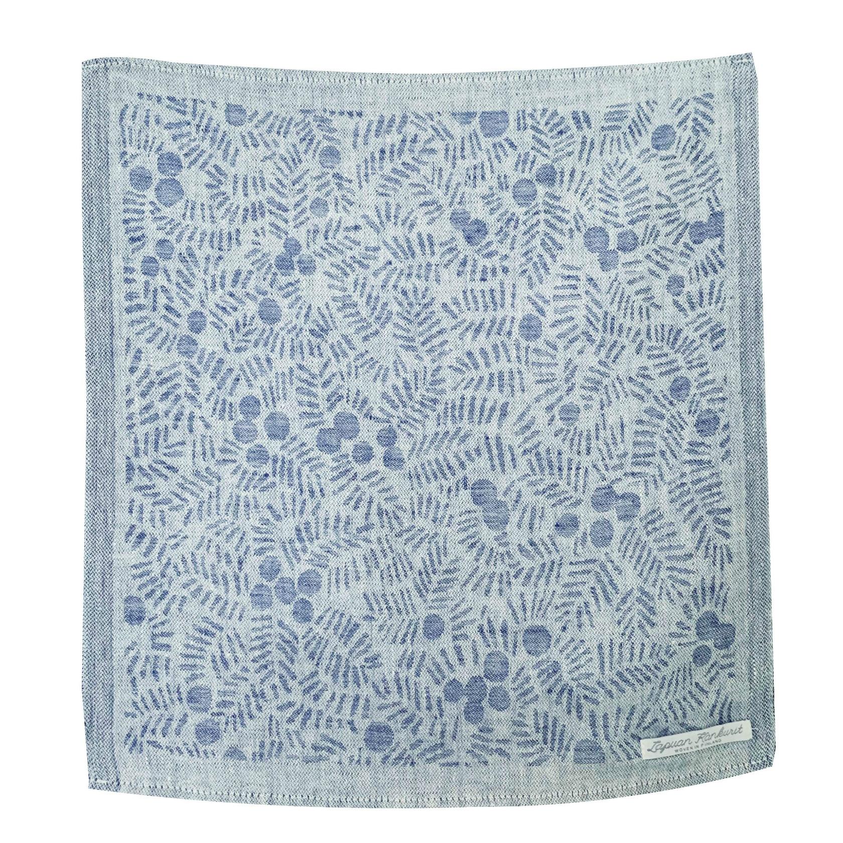 ハンカチ KATAJANMARJA handkerchief(LAPUAN KANKURIT ラプアンカンクリ)
