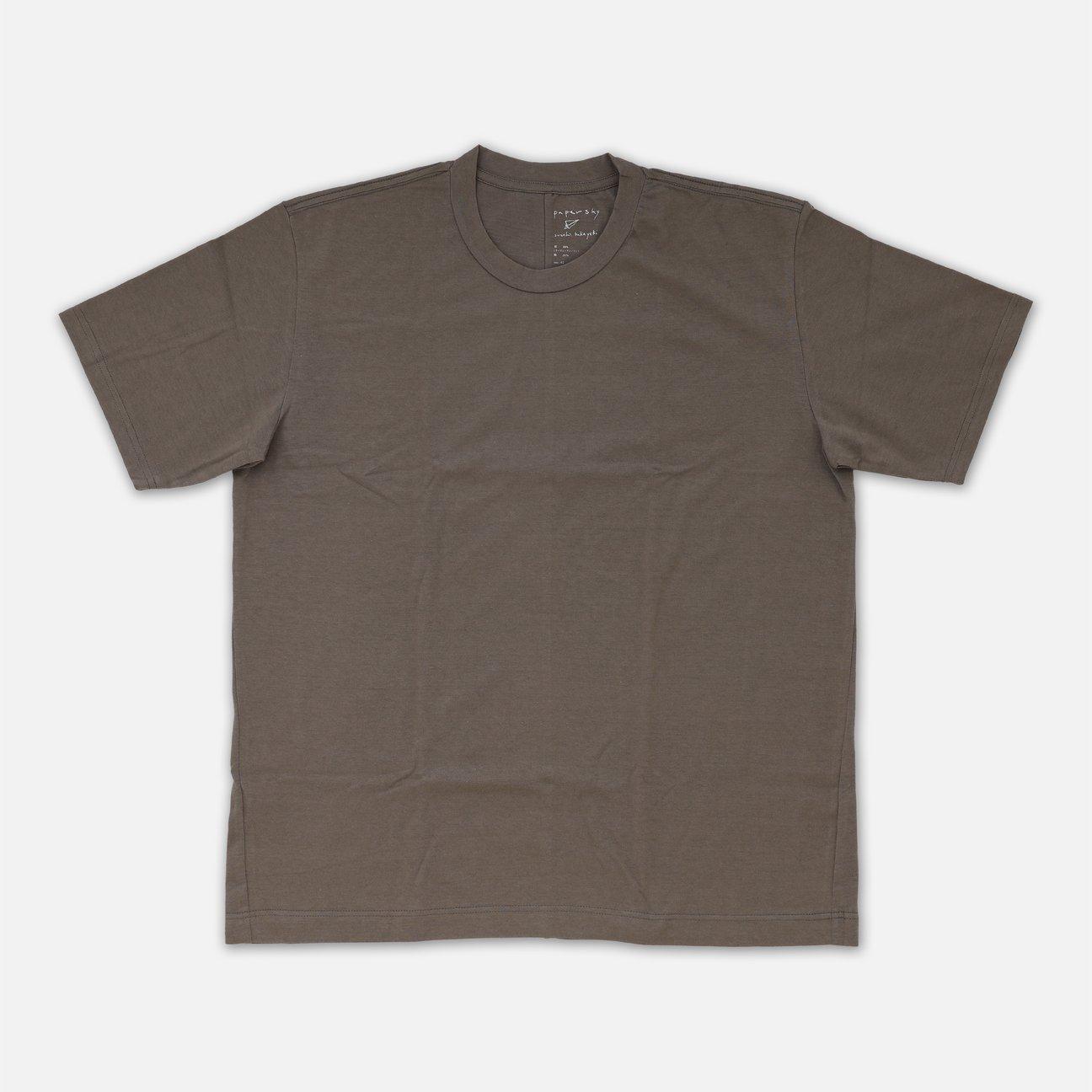 T-shirt suzuki takayuki グレー