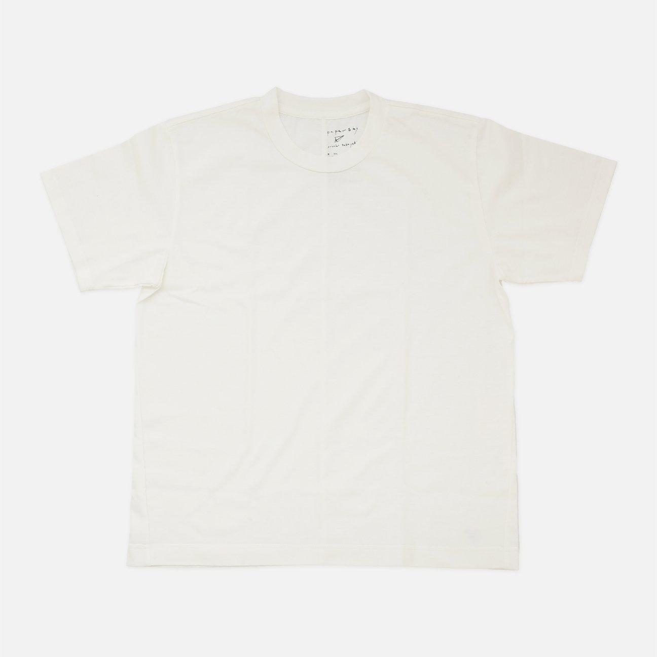 T-shirt suzuki takayuki ホワイト